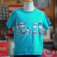 ヴィンテージPEANUTSキャラクターキッズTシャツ