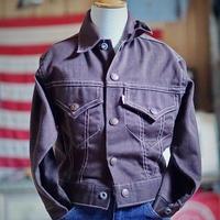 ヴィンテージリーバイスキッズツイルジャケット