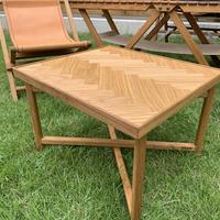 tivoli wood works/ヘリンボーンTable