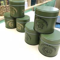 ★TEABOY 茶缶 オリーブ3個セット ★キャンペーン