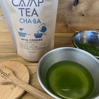 2021新茶 CAMPTEA CHABA Type01. YAMA知覧 80g
