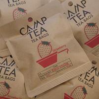 春限定 CAMP TEA/春いちご紅茶 3P入り
