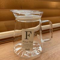 HARIO Filter Tea Pot Clear フィルターティーポット