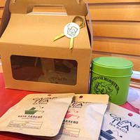 OUTDOORMONSTER×CAMP TEA 手持ち 茶GIFT BOX
