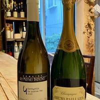 【お正月のお祝いに】シャンパーニュと白ワインのセット