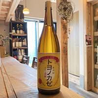 【コスパ抜群の麦】トヨノカゼ / 麦焼酎 / 25度 / 1800ml / 大分・藤居醸造