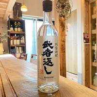 【繊細で力強い】武者返し / 米焼酎 / 25度 / 720ml / 熊本・寿福酒造