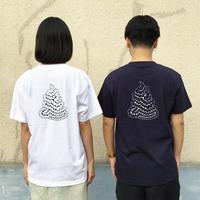 ((受注販売))バックプリントTシャツ-SINPOCO