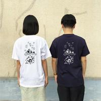 ((受注販売))バックプリントTシャツ-福士千裕