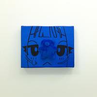hachika「AI」ブルー