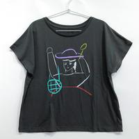 POP●COPY ドルマンTシャツ「女」