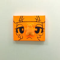 hachika「AI」オレンジ