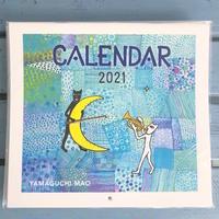 山口マオ・2021壁掛カレンダー