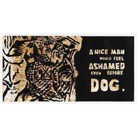 09.善人は犬の前でも恥ずかしさを感じることがある。