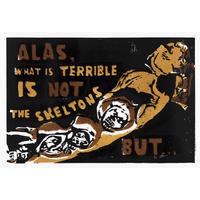06.ああ、戦慄すべきは骸骨ではなくて、私がもはや骸骨に恐怖を感じないという事実だ。