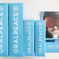 【オーラルピース贈物セット  ミント   お世話になった方に・お友達に・お礼返しに   オーラルピースをお届けします】オーラルピース ミント 4アイテム贈物セット
