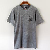 印図Tシャツ_鼠/スタンダードシルエット