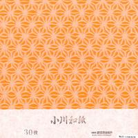 小川和紙 麻の葉 30㎝