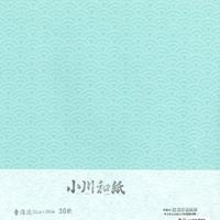小川和紙 青海波 30㎝