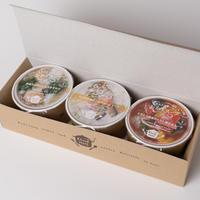 mini用 ギフトボックス【9個用 *3個入りケースが3箱】