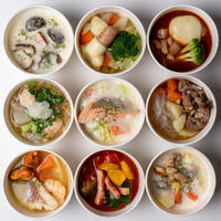 選べる!【アラカルト6個】おかずスープ