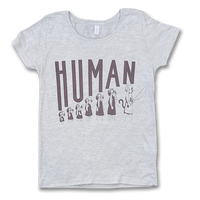 PinocchioP - Tshirt for the human race(Ortmeal / Women's)