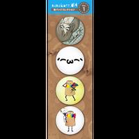 sasakure.UK Tin Badge Collection vol.1