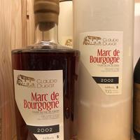 マール・ド・ブルゴーニュ 2002 /クロード・デュガ