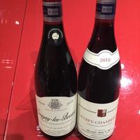 Savigny-Les-Beaune 2018 /E Rouget&G-Chambertin 2018 Serafin P&F エマニュエル・ルジェ&セラファンセット