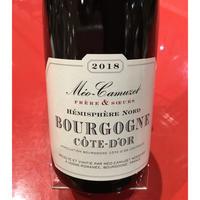 Bourgogne Cote D`or Cuvee Hemisphere Nord 2018/ Meo Camuzet F&S コートドール・エミスフェール・ノール/メオ・カミュゼ F&S