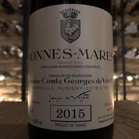 ボンヌ・マール 2015 /ドメーヌ・コント・ジョルジュ・ド・ヴォギュエ Les Bonnes Mares /Domaine Comte Georges de Vogüé