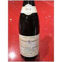 Nuits Saint Georges  1er Les Chaignots 2015/Robert Chevillon ニュイ・サン・ジョルジュ 1er レ・シェニョ/ロベール・シュヴィヨン