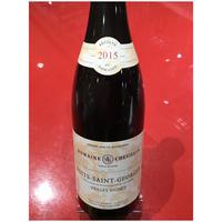 Nuits Saint Georges  Vieilles Vignes 2015/Robert Chevillon ニュイ・サン・ジョルジュ ヴィエイユ・ヴィーニュ/ロベール・シュヴィヨン
