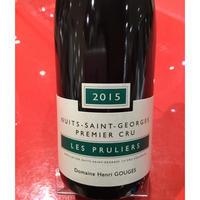 Nuits Saint Georges 1er Les Pruliers 2015/Domaine Henri Gouges レ・プリュリエ/アンリ・グージュ