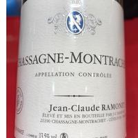 Chassagne Montrachet Blanc 2017/Ramonet シャサーニュ・モンラッシェ・ブラン 2017/ラモネ