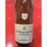 Criots-Batard-Montrachet GC 2015/Domaine Fontaine-Gagnard クリオ・バタール・モンラッシェ 2015/フォンテーヌ・ガニャール
