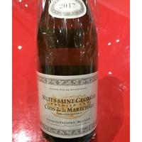 Nuits-Saint-Georges 1er Clos de la Marechale Blanc 2017/Jacques-Frederic Mugnier ジャック・フレデリック・ミュニュエ