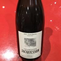 Champagne Dizy Corne Bautray 2007 / Jacquesson ディジー・コルヌ・ボートレイ 2007/ジャクソン