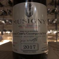 ミュジニー・ヴィエイユ・ヴィーニュ・ルージュ 2017 /ドメーヌ・コント・ジョルジュ・ド・ヴォギュエ Musigny Vieilles Vignes Rouge /Vogüé