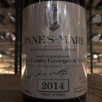 ボンヌ・マール 2014 /ドメーヌ・コント・ジョルジュ・ド・ヴォギュエ Les Bonnes Mares /Domaine Comte Georges de Vogüé