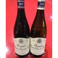 Bourgogne H-C-D-N Rouge 2019&B H-C-D-B Blanc 2018/E Rouget&エマニュエル・ルジェ条件付