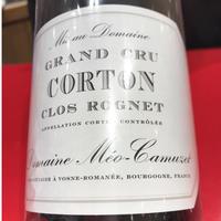 CORTON・GC・CLOS・ROGNET 2012/DOMAINE・MÉO-CAMUZET コルトン・クロ・ロニエ 2012/ドメーヌ・メオ・カミュゼ