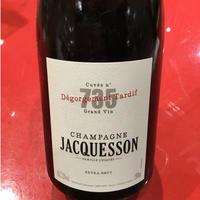 MG Champagne Cuvée #735  Dégorgement Tardif / Jacquesson マグナム・キュヴェ#735ュデゴルジュマン・ダルディフ/ジャクソン 1500ml