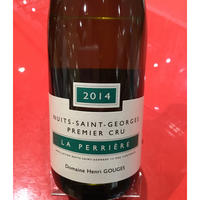 Nuits St Georges 1er Les Perrières Blanc 2014/Domaine Henri Gouges レ・ペリエール・ブラン/アンリ・グージュ