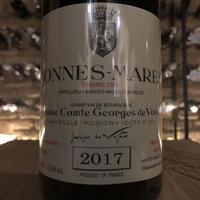 ボンヌ・マール 2017 /ドメーヌ・コント・ジョルジュ・ド・ヴォギュエ  Bonnes Mares /Domaine Comte Georges de Vogüé