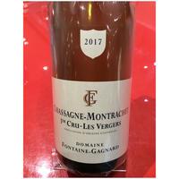 Chassagnr-Montrachet 1ER   Les Vergers 2017/Fontaine-Gagnard シャサーニュ・M 1er ヴェルジェ 2017/フォンテーヌ・ガニャール