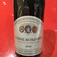 Vosne Romanée 2018/Domaine ROBERT SIRUGUE ヴォーヌ・ロマネ2018/ロベール・シリュグ