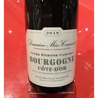 Bourgogne Cote D`or Cuvee Étienne Camuzet 2018/ Domaine Meo Camuzet コートドール/ドメーヌ メオ・カミュゼ