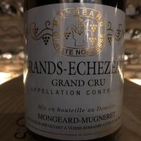 グラン・エシェゾー 2012 / ドメーヌ・モンジャール・ミュニュレ Grands Echezeaux  / Domaine MONGEARD-MUGNERET