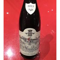Gevrey-Chambertin 1er 2013/Claude Dugat ジュヴレイ・シャンベルタン 1er 2013/クロード・デュガ